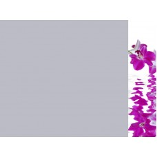 Зеркало Цветы 15