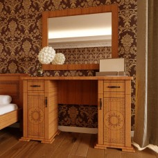 Туалетный столик+зеркало_ЭЛИТ