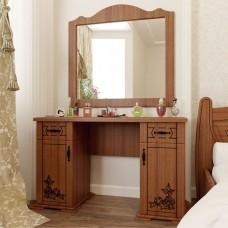 Туалетный столик+зеркало_МАЛЬВА