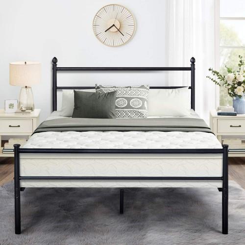 Кровати двуспальные (металлические)