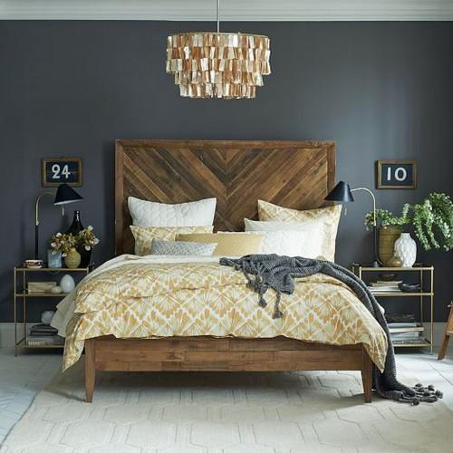 Кровати двуспальные (деревянные)