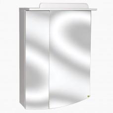Зеркало для ванной с подсветкой_З-8 1/3 дверь (50-80 см)