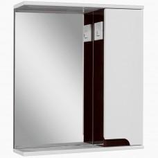 Зеркало для ванной с подсветкой_З-1 Бьянка NEW венге (40-105 см)