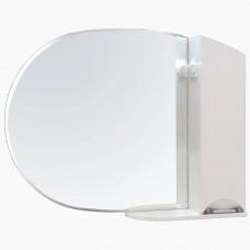 Зеркало для ванной без света_З-20 Бриз (80-100 см)