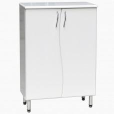Полупенал (комод) для ванной_ПП-500 волна (50-80 см)