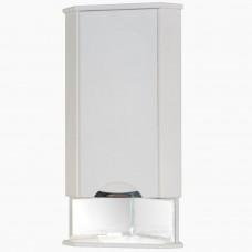 Шкаф навесной для ванной_ШН Карина угловой