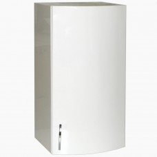 Шкаф навесной для ванной_ШН-300 R 1 дверь (30-50 см)