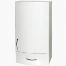 Шкаф навесной для ванной_ШН-301 R 1 дверь (30-50 см)