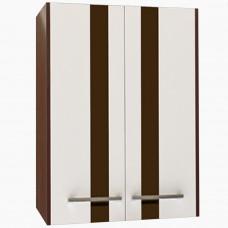 Шкаф навесной для ванной_ШН-500 Фаворит (50-80 см)