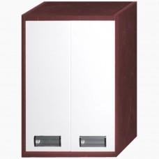 Шкаф навесной для ванной_ШН-500 Ирида венге (50-80 см)