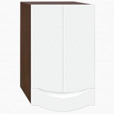 Шкаф навесной для ванной_ШН-501 Мишель NEW венге (50-80 см)