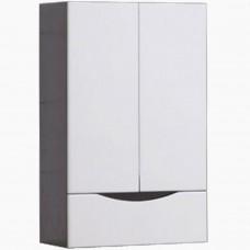 Шкаф навесной для ванной_ШН-501 Мишель Венге (50-80 см)