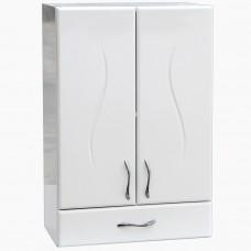 Шкаф навесной для ванной_ШН-501 фрез №1 (50-80 см)