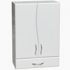 Шкаф навесной для ванной_ШН-501 волна (50-80 см)