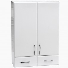 Шкаф навесной для ванной_ШН-502 прямой (50-80 см)