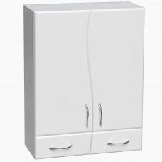 Шкаф навесной для ванной_ШН-502 волна (50-80 см)