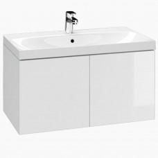 Тумба в ванную Т-1 подвесная_(под умывальник от 50-80 см)