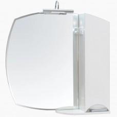 Зеркало для ванной с подсветкой_З-20 Глория (55-80 см)