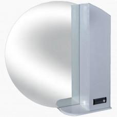 Зеркало для ванной без света_З-20 круглое (80-100 см)