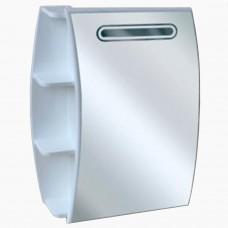 Зеркало для ванной с подсветкой_З-24 (50-60 см)