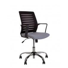 Кресло компьютерное_WEBSTAR (Вебстар) BLACK