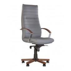Кресло руководителя IRIS (Ирис) WOOD