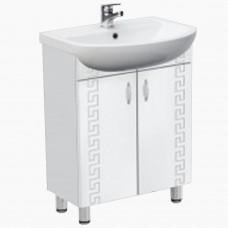 Тумба в ванную Т-1 Греция_(под умывальник от 40-80 см)