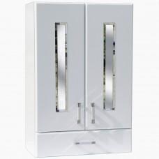 Шкаф навесной для ванной_ШН-501 Фацет (50-80 см)