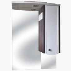 Зеркало для ванной с подсветкой_З-3 Катрин без полки (40-95 см)
