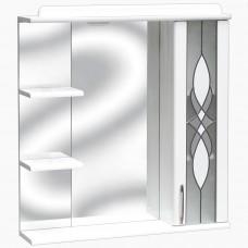 Зеркало для ванной с подсветкой_З-2 Витраж (70-105 см)