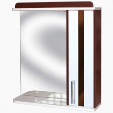 Зеркало для ванной с подсветкой_З-1 Фаворит (40-105 см)