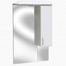 Зеркало для ванной с подсветкой_З-3 без полки (50 см) Правый