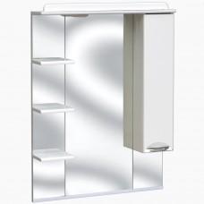 Зеркало для ванной с подсветкой_З-5 Карина (70-105 см)