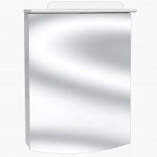 Зеркало для ванной с подсветкой_З-8 1 дверь (40-50 см)