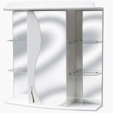 Зеркало для ванной с подсветкой_З-16 (70-90 см)