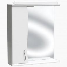 Зеркало для ванной с подсветкой _З-1 волна (60 см) Лев