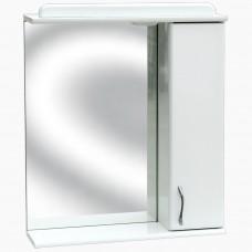 Зеркало для ванной с подсветкой _З-1 Прямой (85 см) Прав
