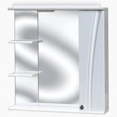 Зеркало для ванной с подсветкой_З-2 Флуссо (70-105 см)
