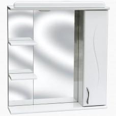 Зеркало для ванной с подсветкой_З-2 фрез №1 (70-105 см)