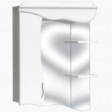 Зеркало для ванной с подсветкой_З-9 (90 см) Левый