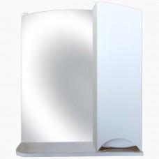 Зеркало для ванной без света _З-10 Бриз (75 см) Правый