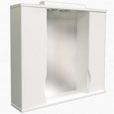Зеркало для ванной с подсветкой_З-12 Мишель NEW (70-105 см)
