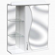 Зеркало для ванной с подсветкой_З-15 (50-70 см)