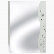 Зеркало для ванной без света_З-17 (40-60 см)