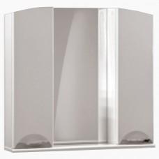 Зеркало для ванной без света_З-18 (70-105 см)