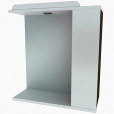 Зеркало для ванной с подсветкой_З-1 Мишель венге (40-105 см)
