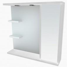 Зеркало для ванной с подсветкой_З-2 Мишель (70-105 см)