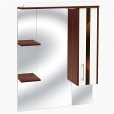 Зеркало для ванной с подсветкой_З-5 Фаворит (70-105 см)