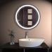 Зеркало LED-18_(60-80 см)